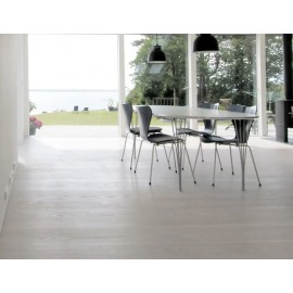 PA Gulve. Douglas Planker. Massiv. Natur. Dim. 35 x 300 Fast længde 10 - 11,99 meter. Ubehandlet.