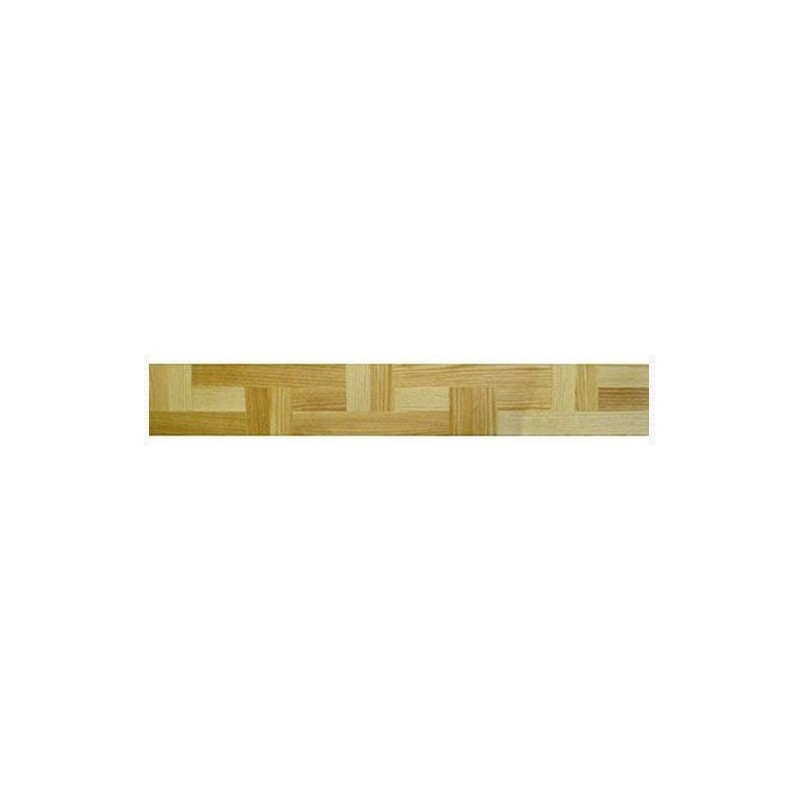 Lamel Ask Fletparket. Thun. Select. Dim. 22 x 200 x 2178 mm. Natur matlak.