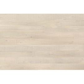 Tango. Eg Rustik. Cotton White. 190 mm Planker. Hvid Mat lak.