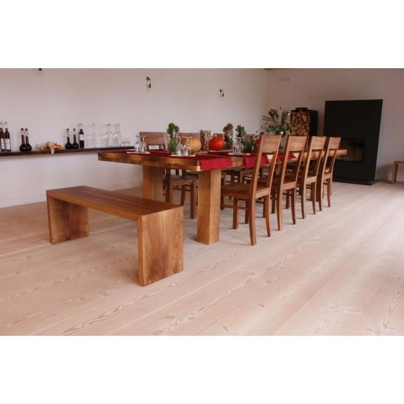 Pur Natur. Massiv Douglas Planker. Select. Dim. 28 x 300 mm. Længde: 7,5 til 9 meter. Ubehandlet.