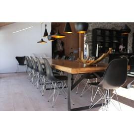 Massiv Douglas Planker. Select. Dim. 28 x 350 mm. Længde: 12,5 til 15 meter. Ubehandlet.