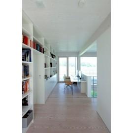 Massiv Douglas Planker. Select. Dim. 35 x 400 mm. Længde: 5,5 til 7 meter. Ubehandlet.