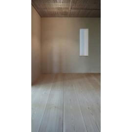 Massiv Douglas Planker. Select. Dim. 35 x 400 mm. Længde: 9,5 til 12 meter. Ubehandlet.