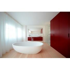 Pur Natur. Massiv Douglas Planker. Select. Dim. 35 x 400 mm. Længde: 12,5 til 15 meter. Ubehandlet.