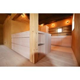 Pur Natur. Massiv Douglas Planker. Natur. Dim. 28 x 350 mm. Længde: 12,5 til 15 meter. Ubehandlet.
