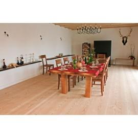 Pur Natur. Massiv Douglas Planker. Natur. Dim. 35 x 400 mm. Længde: 9,5 til 12 meter. Ubehandlet.