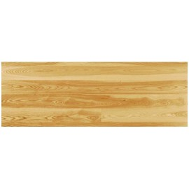 20,5 mm Massiv Mørk Ask Planker. Bredde 140 mm. Classic. Olieret.