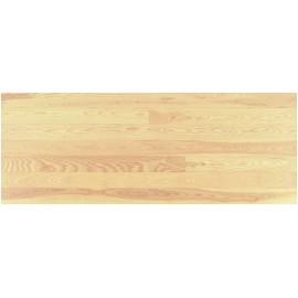 20,5 mm Massiv Mørk Ask Nordic Planker. Bredde 140 mm. Classic. Ultramat.