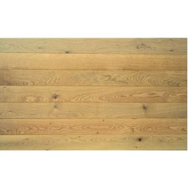 Junckers. 15 mm Massiv Eg Nordic Planker. Bredde 129 mm. Harmony. Ultramat.