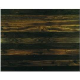 20,5 mm massiv Moseeg plank. Bredde 140 mm. Variation. Olieret.