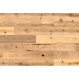 Berg & Berg. Lamel Ask Plank. Colorful. Ruder. Dim. 14 x 195 x 2390 mm. Natur olie.