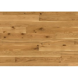 Berg & Berg. Lamel Eg Plank. Colorful. Dim. 14 x 195 x 2390 mm. Natur olie.