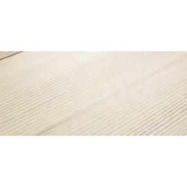 Siljan. Massiv Fyr Planker. Snow. Børstet. Dim. 25 x 162 mm. Hårdvoksolie X-Hvid.
