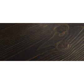 Massiv Fyr Planker. Brown. Børstet. Dim. 20 x 137 mm. Hårdvoksolie Brun.