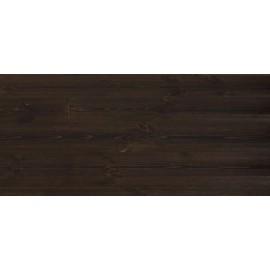 Massiv Fyr Planker. Brown. Børstet. Dim. 30 x 187 mm. Hårdvoksolie Brun.