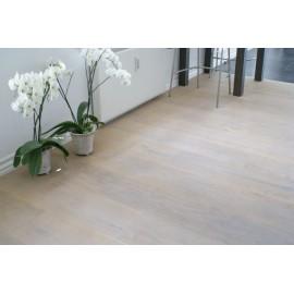 Dansk Eg Planker. Massiv. Select. Dim. 22 x 160 mm. Ubehandlet.