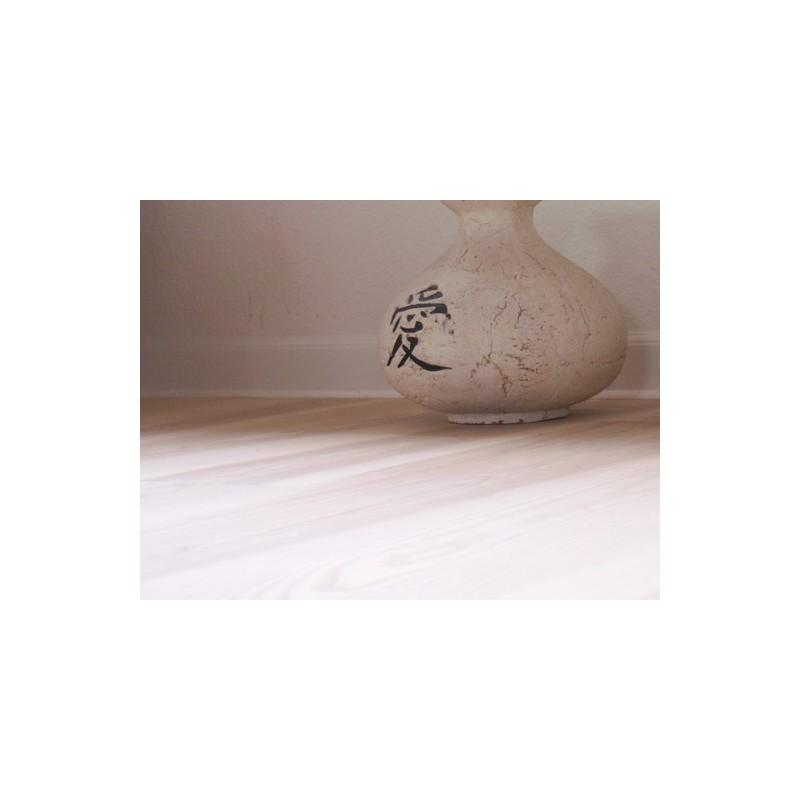 PA Gulve. Dansk HVID Ask Planker. Massiv. Select. Dim. 22 x 130 mm. Ubehandlet.