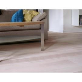 PA Gulve. Dansk HVID Ask Planker. Massiv. Select. Dim. 30 x 210 mm. Ubehandlet.