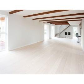 PA Gulve. Dansk Douglas Planker. Massiv. Natur. Dim. 35 x 260 mm. Ubehandlet.