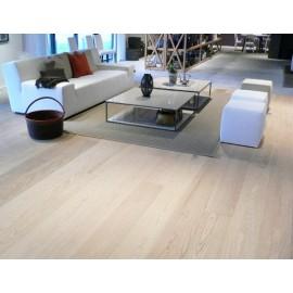 Amerikansk. Hvid Eg Planker. Massiv. Select. Dim. 20 x 180 mm. Ubehandlet.