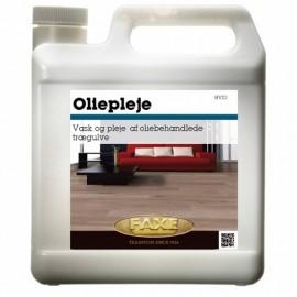 Faxe Woodcare. Oliepleje Hvid til daglig vask af olierede gulve.