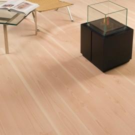 Wiking Gulve. Lamel Douglas Planker. Dim. 22 x 235 mm. Lud og hvidolie.