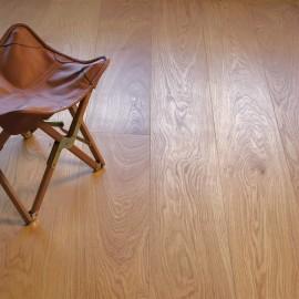 Lamel Eg Planker. Select. Dim. 22 x 185 mm. Natur matlak.