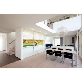 Pur Natur. Massiv Douglas Planker. Select. Dim. 28 x 250 mm. Faldende længder: 2 til 5 meter. Ubehandlet.