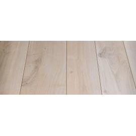 Pur Natur. Massiv Eg Planker. Select. Dim. 30 x 400 mm. Længde: 6,5 til 7 meter. Ubehandlet.