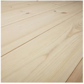 CLASSIC. Massiv Fyr Planker. Standard. Dim. 25 x 135 mm. Natur behandlet.