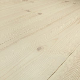 MODERN. Massiv Fyr Planker. Standard. Dim. 14 x 113 mm. Natur behandlet.