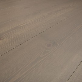 MODERN. Massiv Fyr Planker. Standard. Dim. 25 x 180 mm. Grå behandlet.