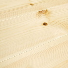 Baseco Golv. TREND. Massiv Fyr Planker. Standard. Dim. 25 x 180 mm. Natur voks behandlet.