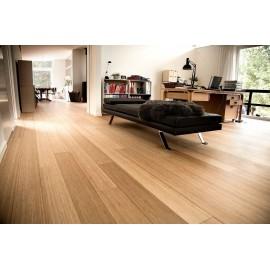 Holse & Wibroe. Bambus Planker. Massiv. Dim. 19 x 150 x 1900 mm. Carboniseret. Olie.