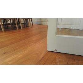 Champaca Wood. Lamel Teak Planker. Dim. 20 mm x 185 x 1800-3000 mm. OSMO Færdig Naturolie.