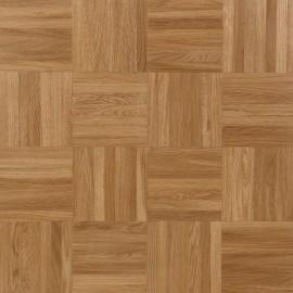 Massiv Eg Mosaikparket. Ruder. Select. 5 fingre. Dim. 8 x 230 x 460 mm. Ubehandlet.