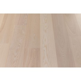 Nordic Floor. Ask lamelplank. Select. Dim. 14 x 189 x 1860 mm. Hvid matlak.