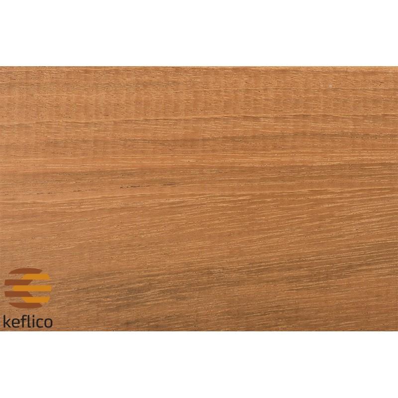 Massiv Jatoba Terrasseplanker. Dim. 21 x 145 mm. Glat/Glat. Længde: 2150-6050 mm.