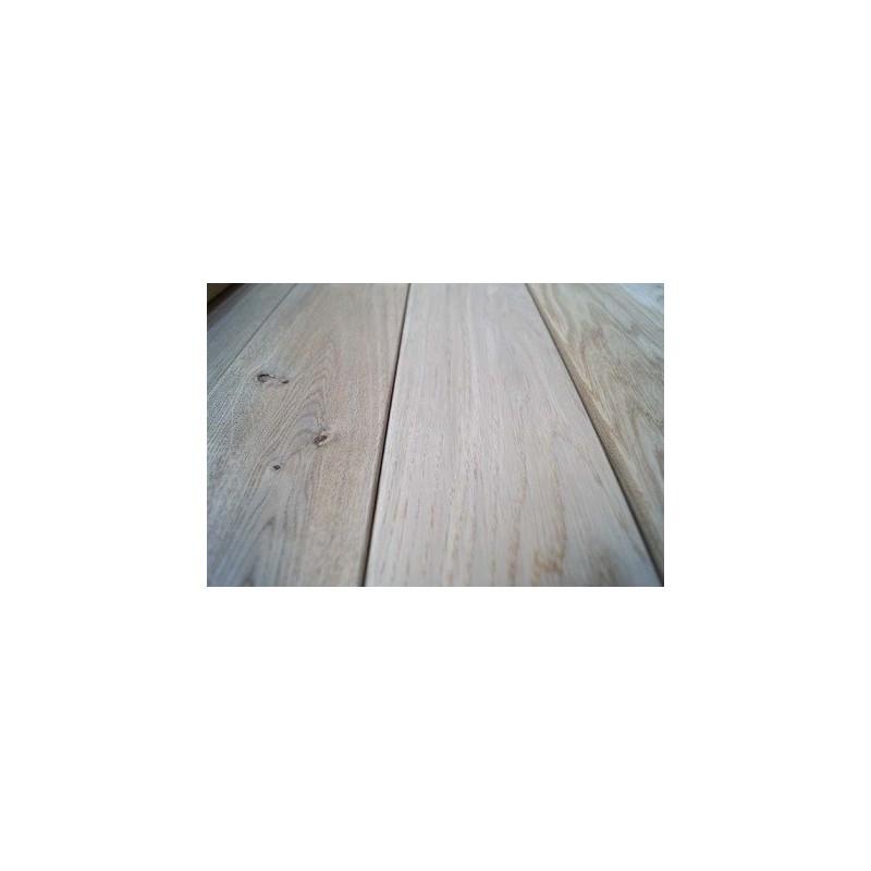 Massiv FSC EG Terrasseplanker. Dim. 21 x 120 mm.glat/glat. Længde: 1800-2900 mm.