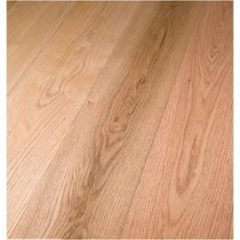 Massiv Rødeg Planker. Natur/Select. Dim. 20 mm x 210 x 500 - 2500 mm. Skarpkantet. Ubehandlet.