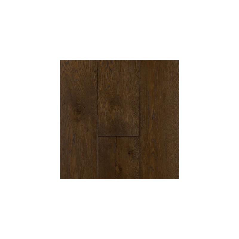 Cognac. Massiv plankegulv af Europæisk Eg, 15 mm.