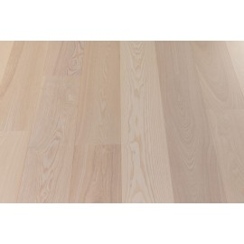 Nordic Floor. Ask lamelplank. Select. Dim. 22 x 189 x 1860 mm. Hvid matlak.
