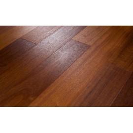 Massiv Merbau Planker. Select. Dim. 20 mm x 140 x 500-2000 mm. Skarpkantet. Ubehandlet.