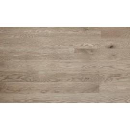 15 mm massiv Eg Plank. Bredde 129 mm. Harmony. Ultramat lakeret.