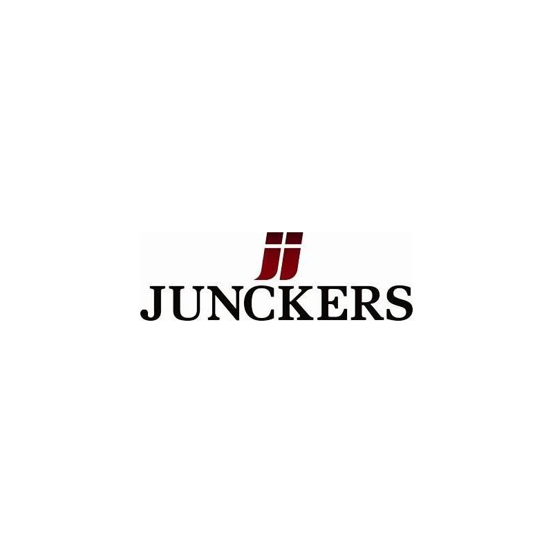 Junckers. 14 mm Massiv Ask Parket. Harmony. Lakeret.